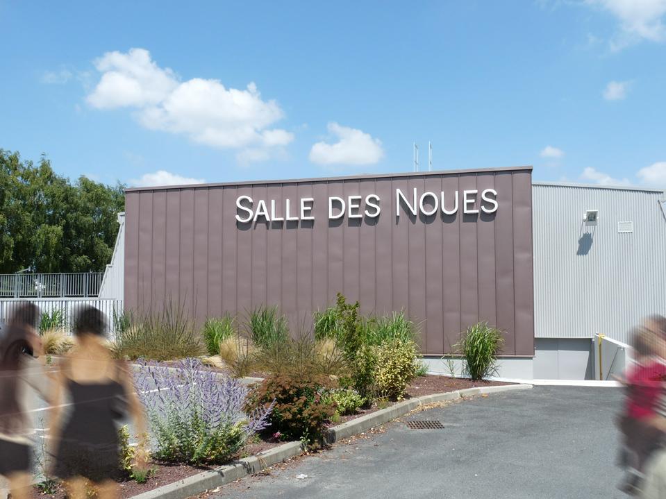 «SALLE DES NOUES» MULTIFONCTIONS LA VERRIE